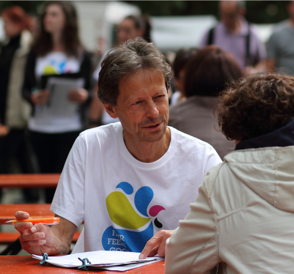 Fairtrade Umfrage Groebenzell 2013 - 1