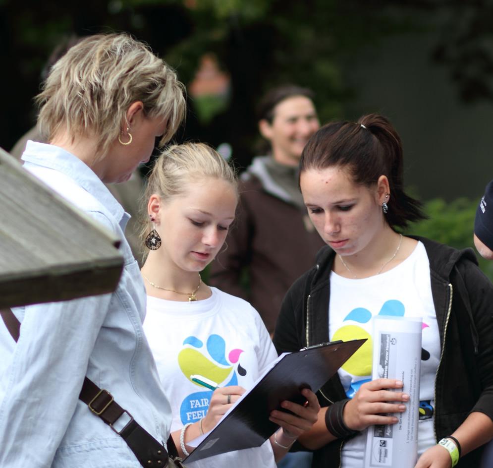 Fairtrade Umfrage Groebenzell 2013 - 3