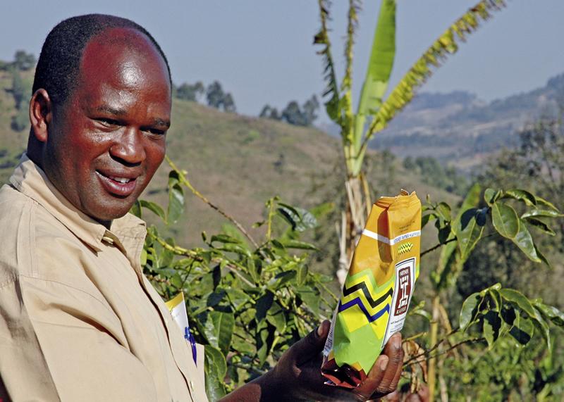 Fairer Kaffee aus Tansania
