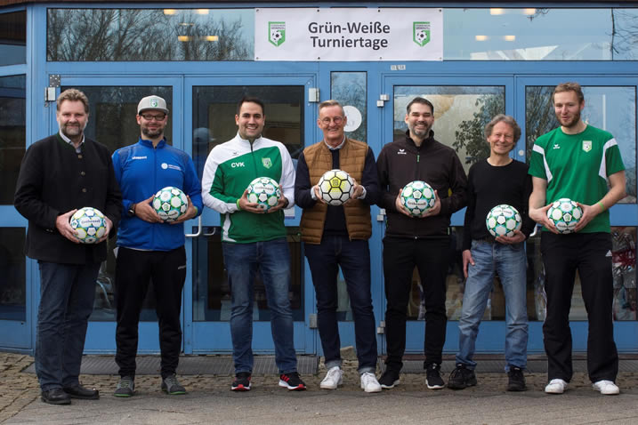 Grün Weiss-G1