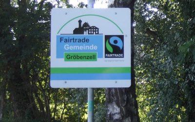 Gröbenzell bleibt Fairtrade Gemeinde
