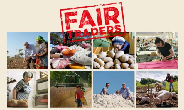 Fairtraders – der Film – 17. April in Gröbenzell