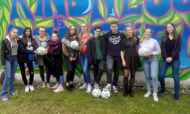Der Gröbenzeller Fairtrade Fußball – jetzt offiziell